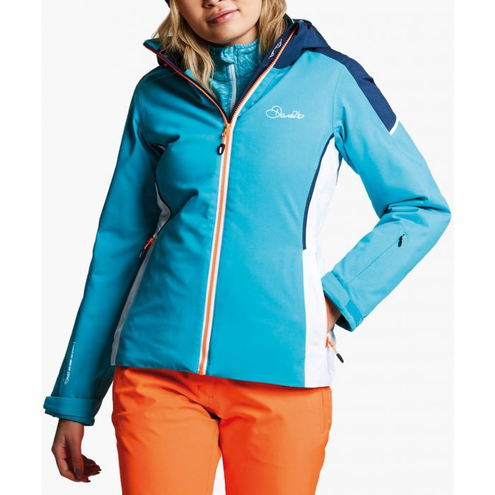 Image for Blue contrive jacket