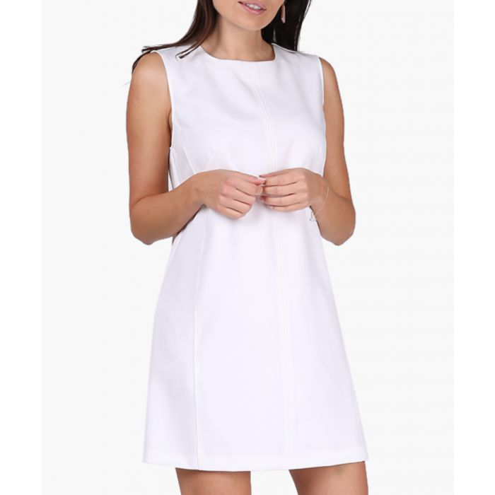 Image for Ecru Woven Dress