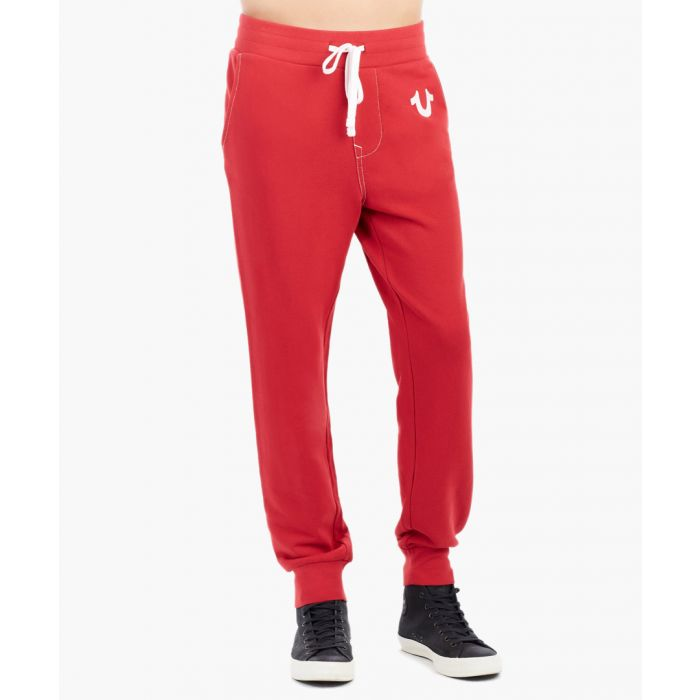 Image for True Religion red Trousers / Joggers