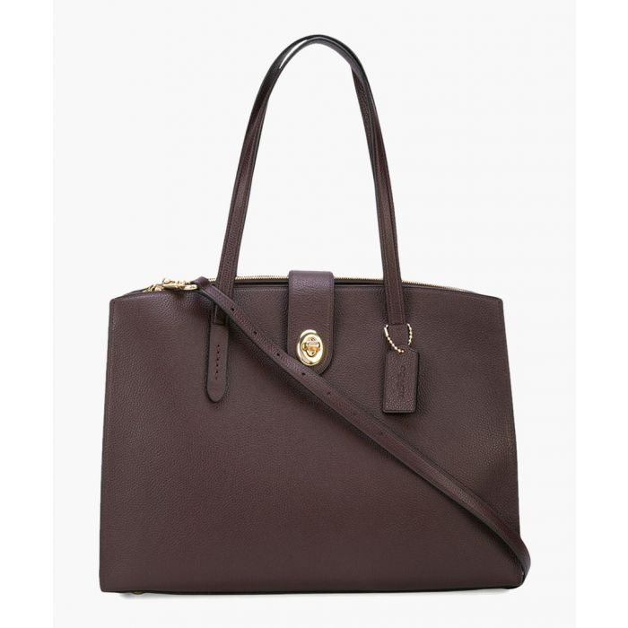 Image for Charlie saddle shoulder bag brown
