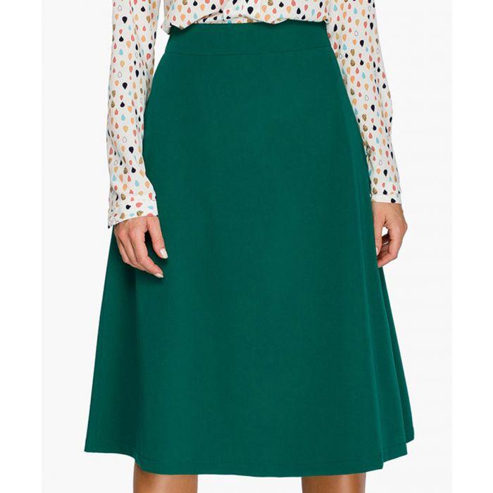 Image for Green skirt
