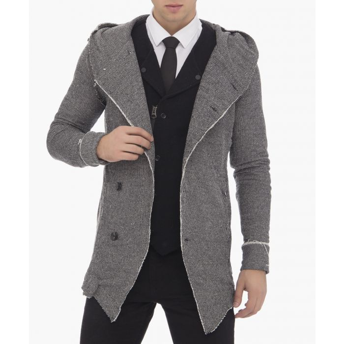Image for Grey tailored jacket