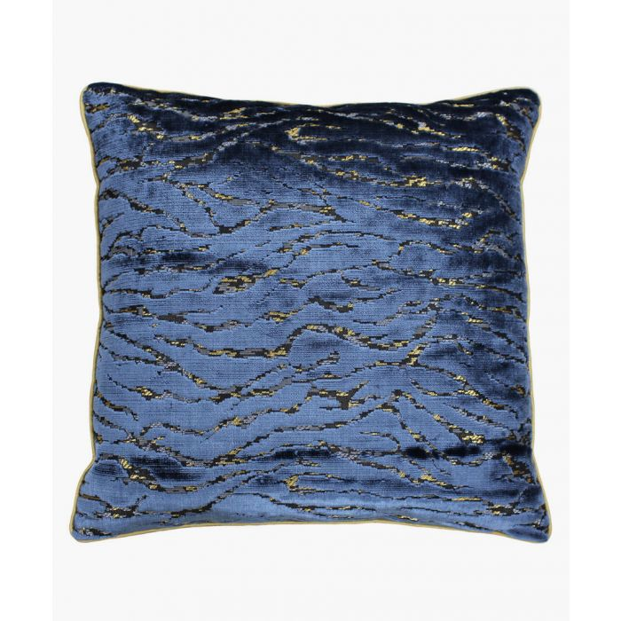 Image for Walton navy cushion
