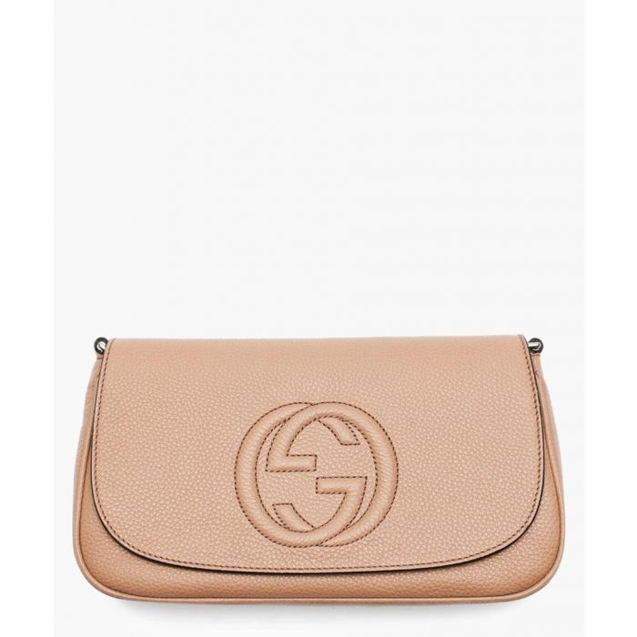Image for Soho soft brown leather crossbody