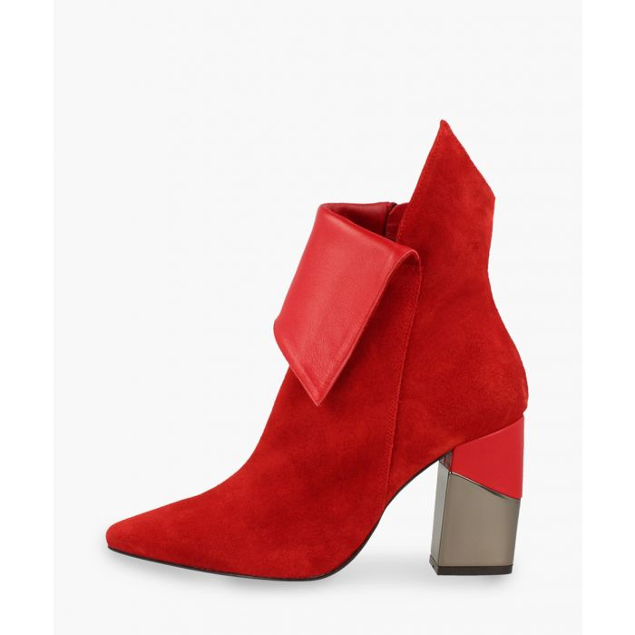 Image for Red boots