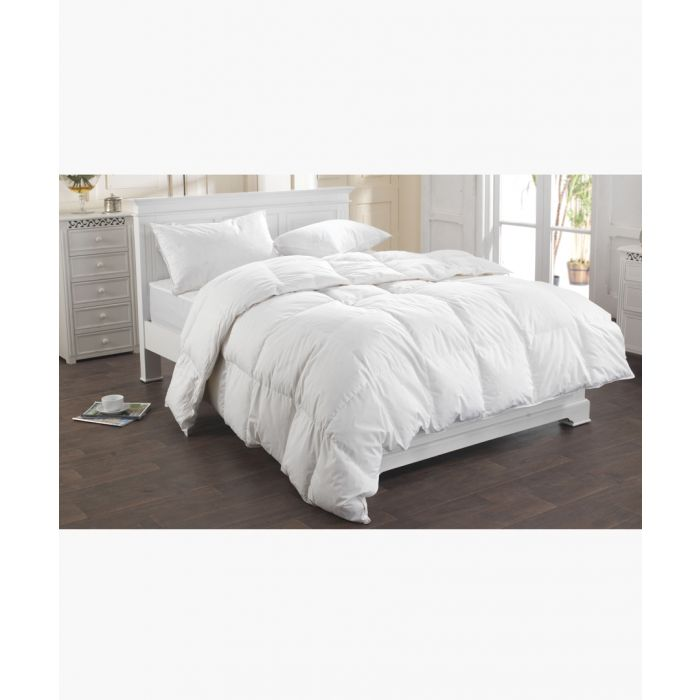 Image for Lancashire duck feather and down single duvet 10.5 tog