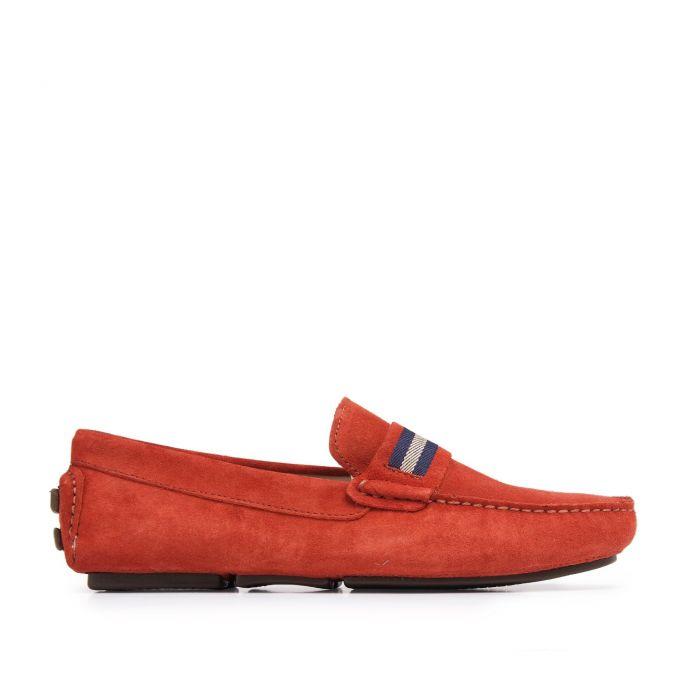 Image for Leather Moccasins for Men Summer Original Shoes Castellanisimos