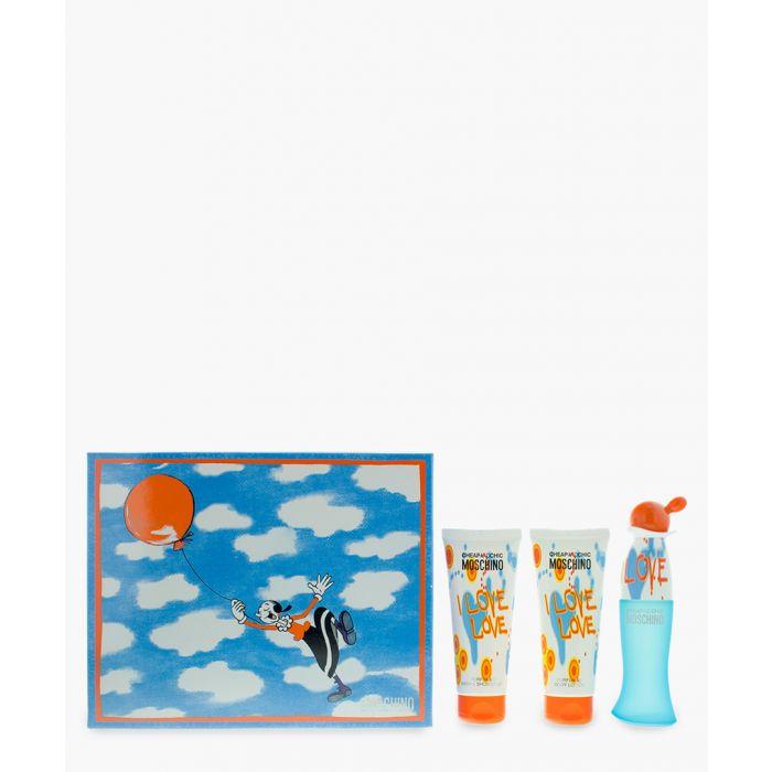 Image for 3pc I Love Love eau de toilette 50ml shower care set