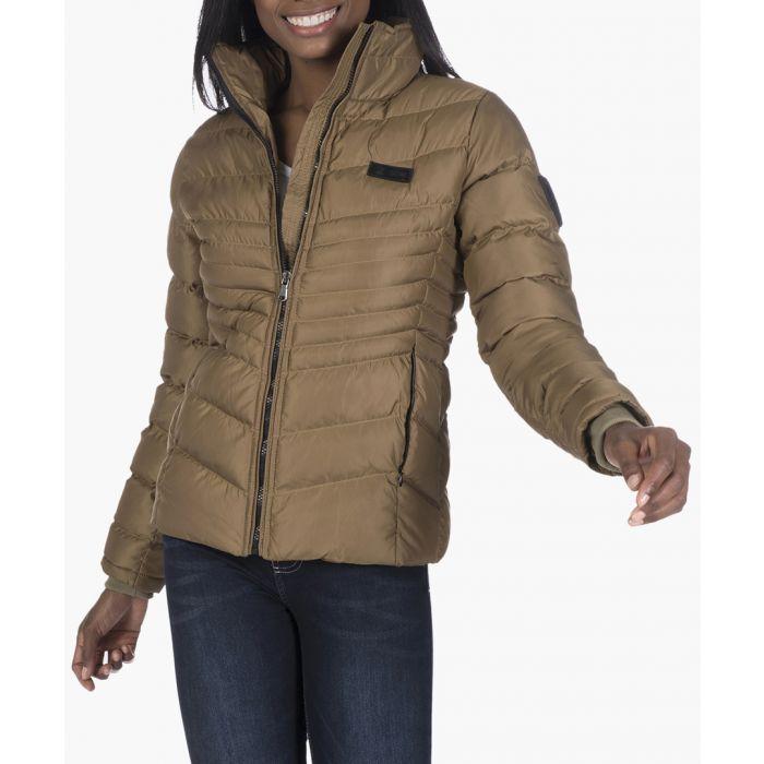 Image for Light brown coat