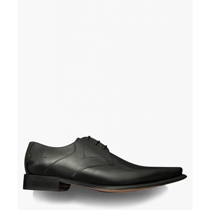 Image for Hemmings Yardbird black leather shoes