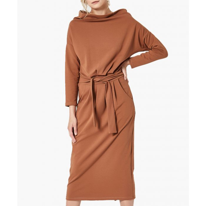 Image for Cinnamon loose cut dress