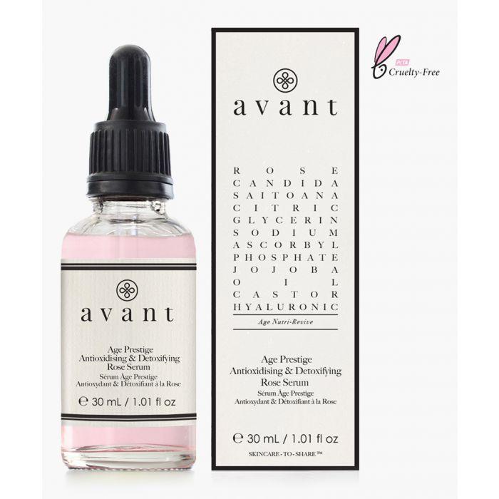 Image for Age prestige antioxidising & detoxifying rose serum