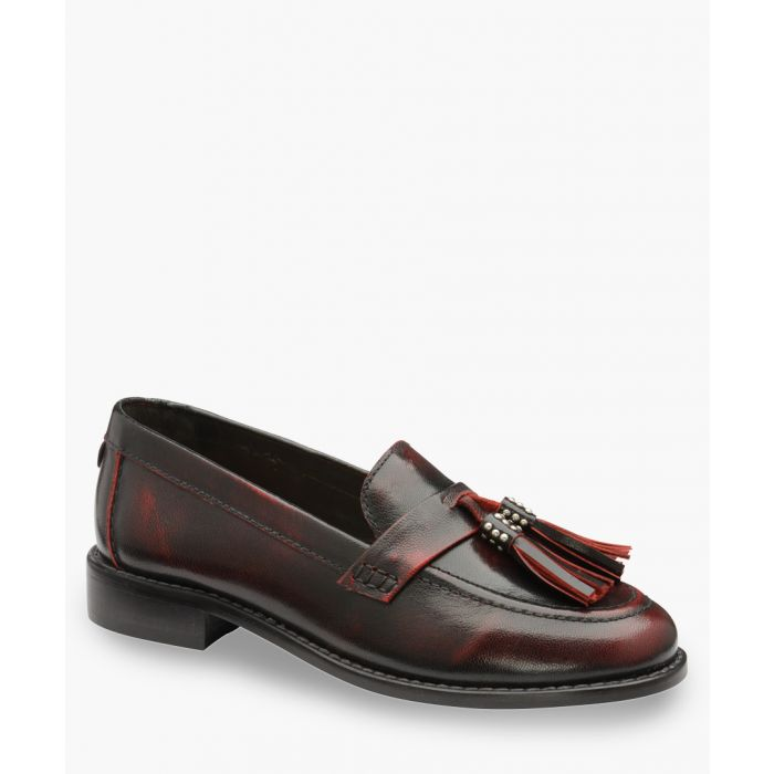 Image for Oxford bordeaux loafers