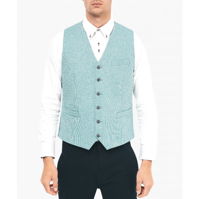 Image for Gabicci Vintage Jackets/Waistcoat PEACOCK
