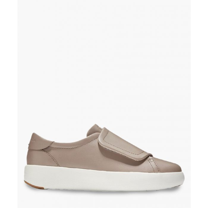 Image for Womens beige slip-on shoes