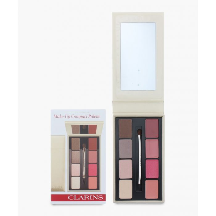 Image for Eyeshadow and lipstick compact palette