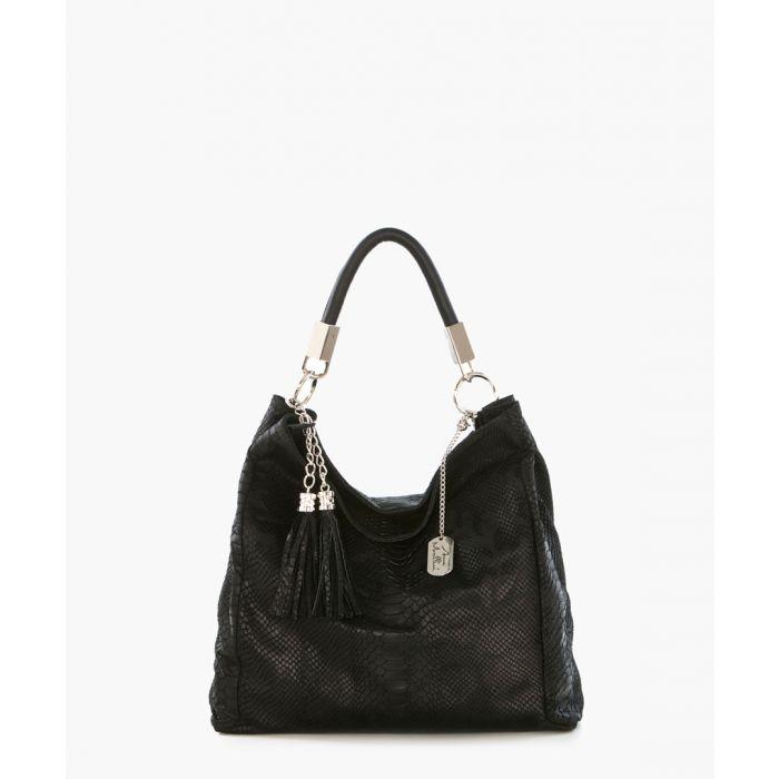 Image for Rosallia black shoulder bag