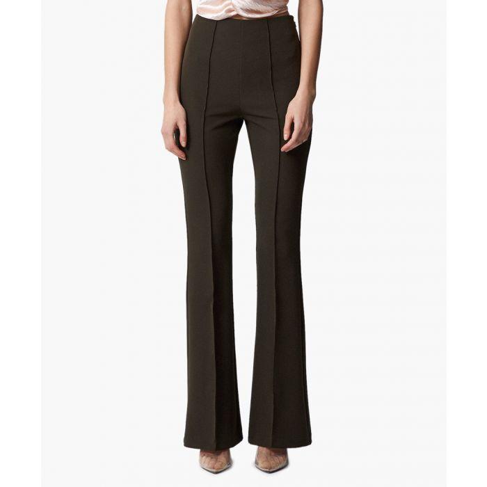 Image for Berriman khaki trousers