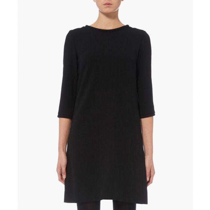 Image for Lola black classic tunic dress