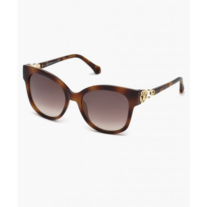 Image for Monsumanno brown sunglasses