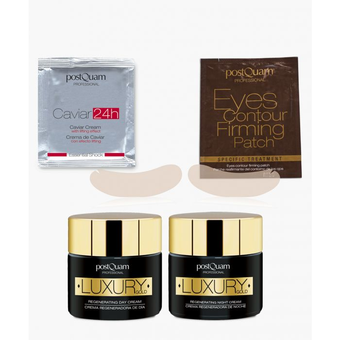 Image for 2pc Regenerating Gold cream day and night set 50ml