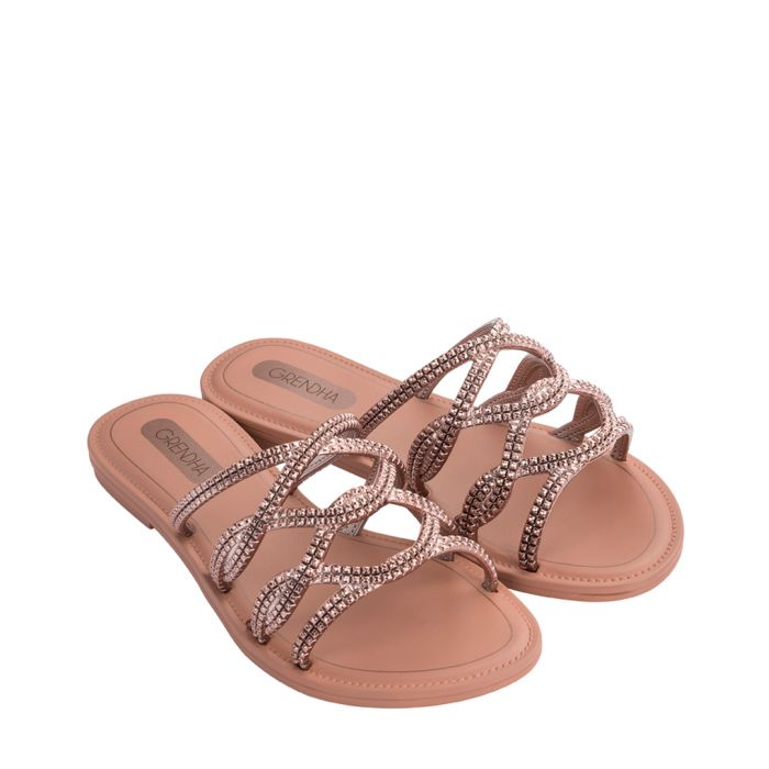 Image for Beauty Slide Blush sandals