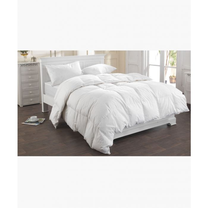 Image for Goose feather and down single duvet 13.5 tog