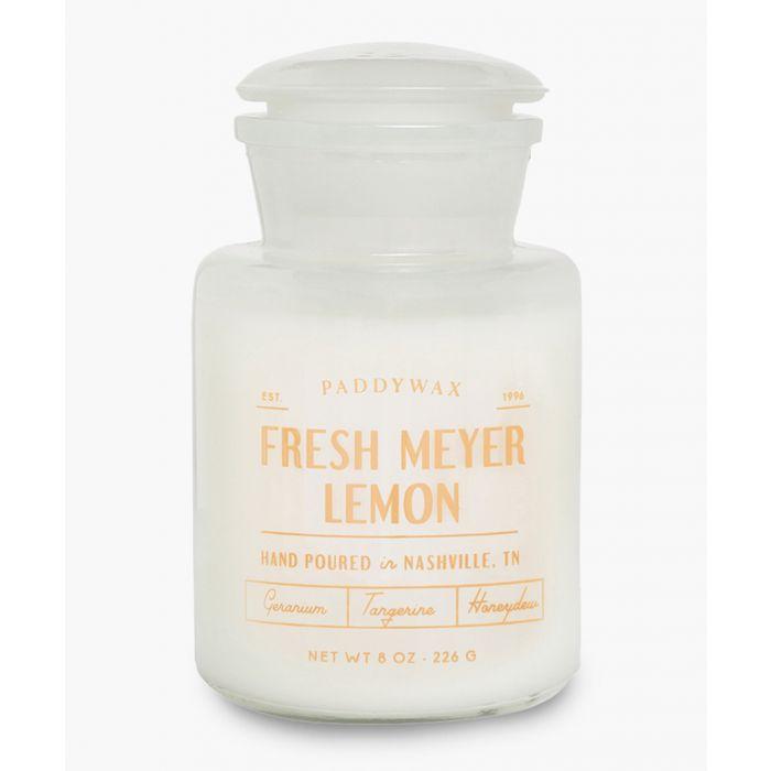 Image for Farmhouse 8oz Candle Candle - Fresh Meyer Lemon