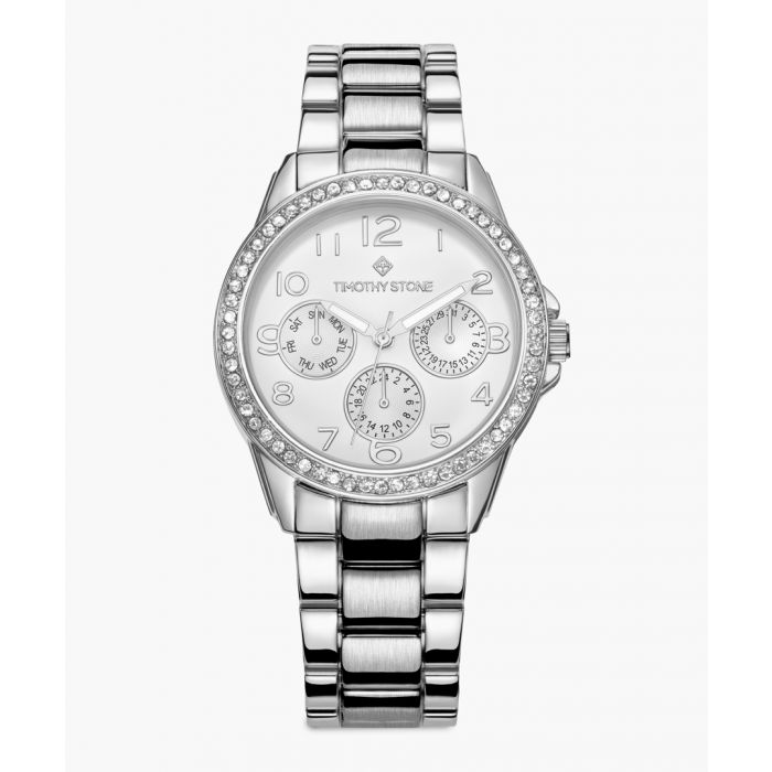 Image for Katy silver-tone watch
