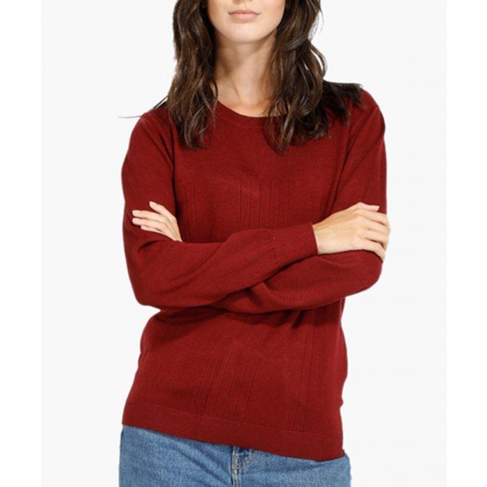 Image for Bordo cashmere blend jumper