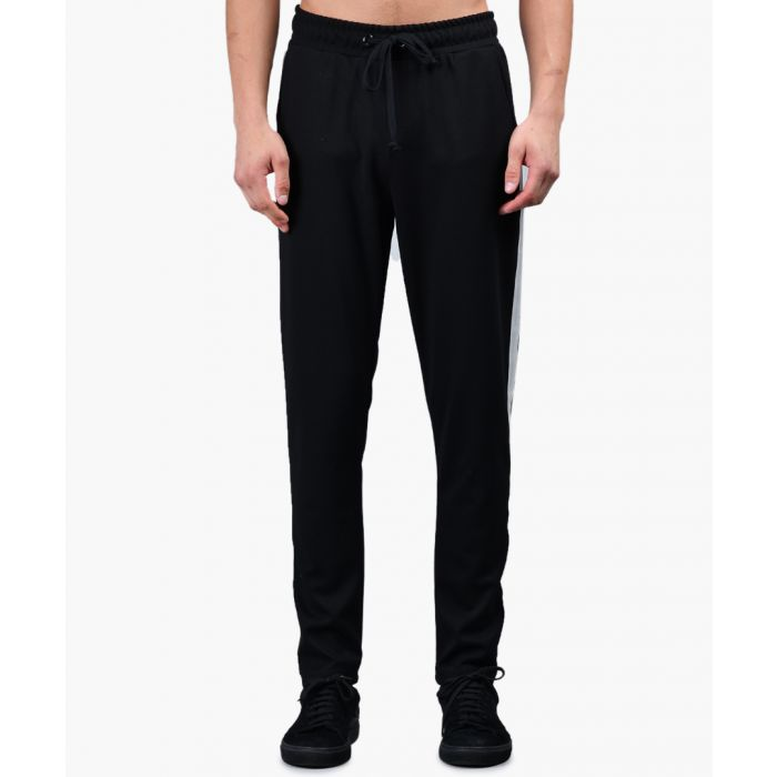 Image for Black & white trousers