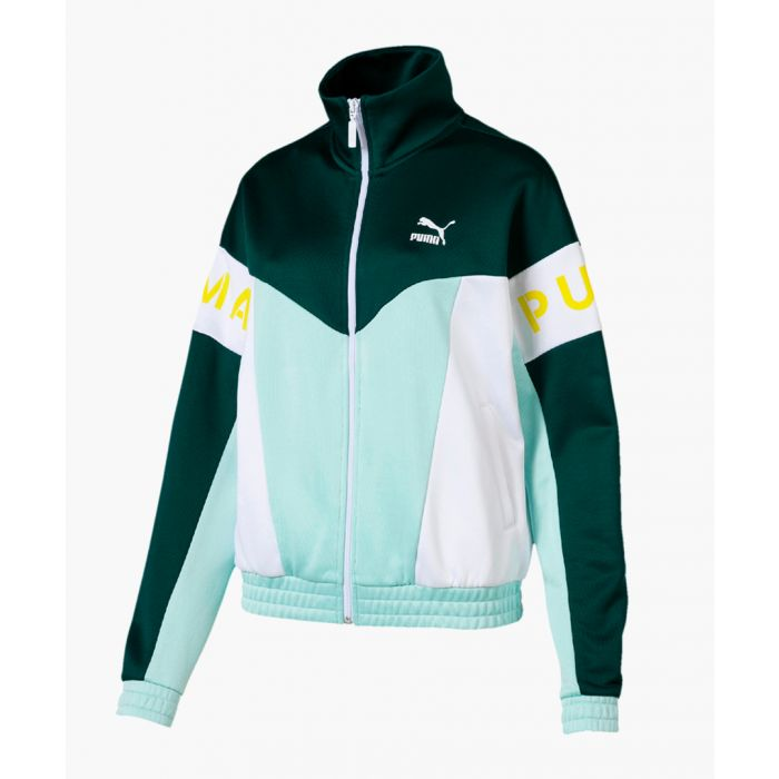 Image for XTG 94 multi-coloured track jacket