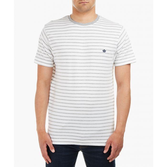 Image for Putney Bridge crown stripe t-shirt