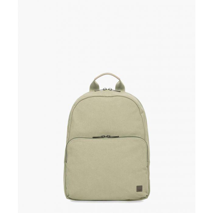 Image for Hanson olive backpacks 15 inch