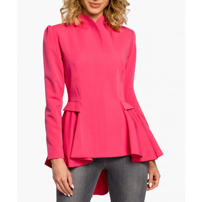 Image for Pink Woven Jacket