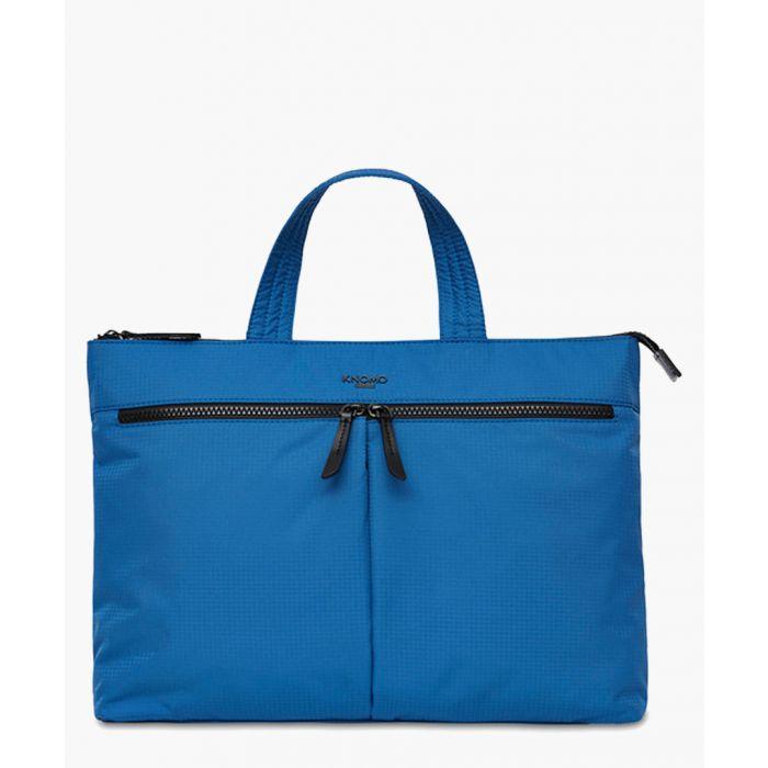 Image for Copenhagen nautical blue briefcase 14 inch