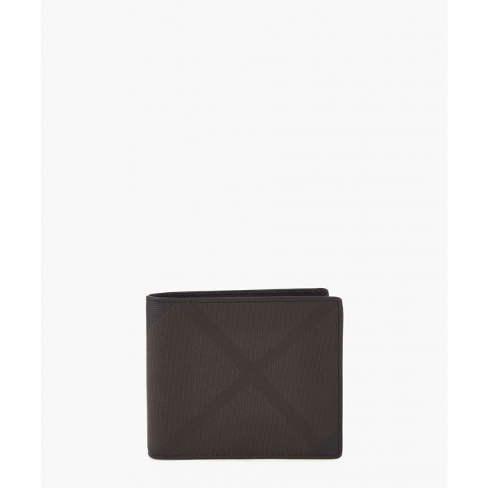 Image for Brown leather wallet