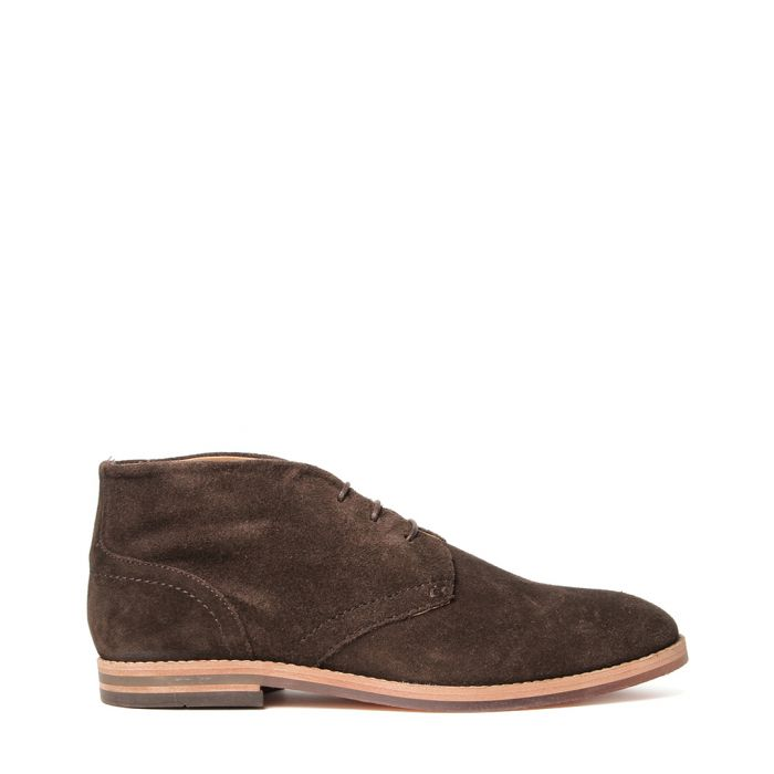 Image for Houghton brown suede desert boots