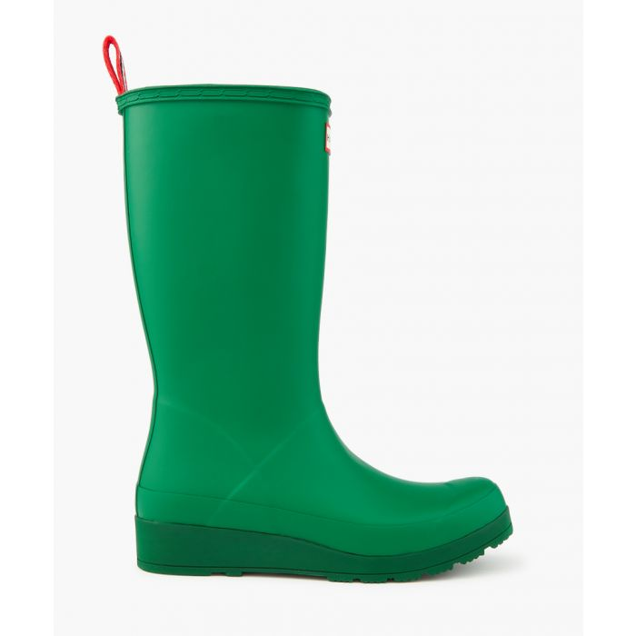 Image for Women's Original Play tall green Wellington boots