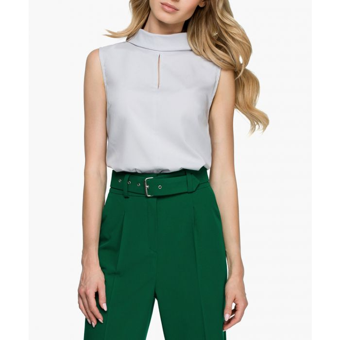 Image for Grey blouse