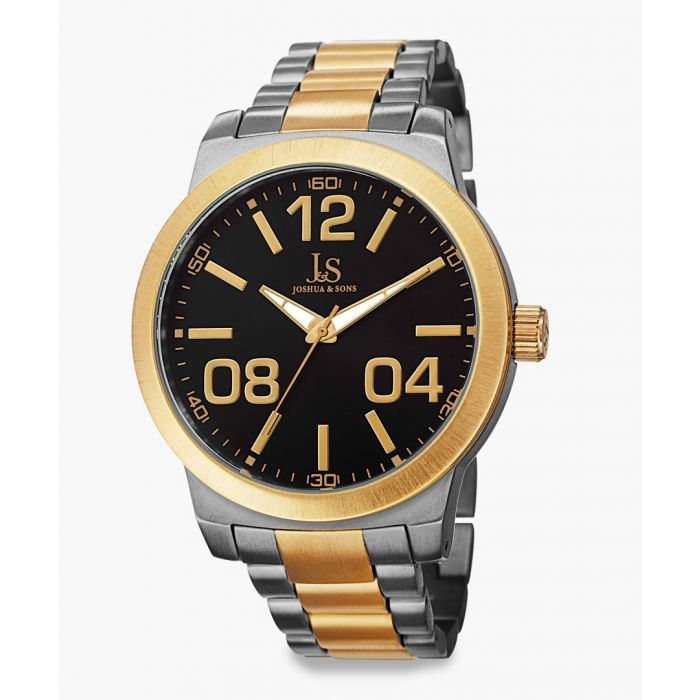 Image for Silver and gold-tone watch