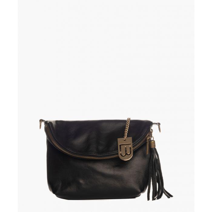 Image for Certaldo black leather crossbody