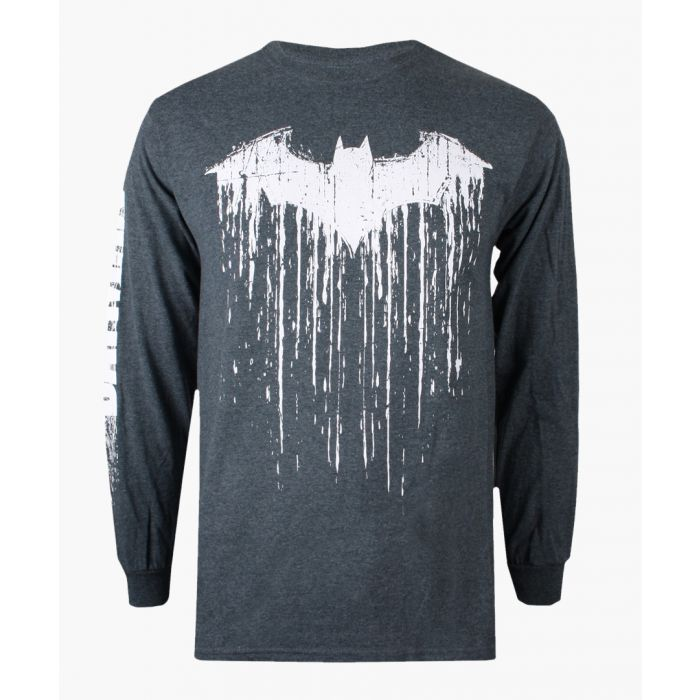Image for Batman dark heather cotton blend T-shirt