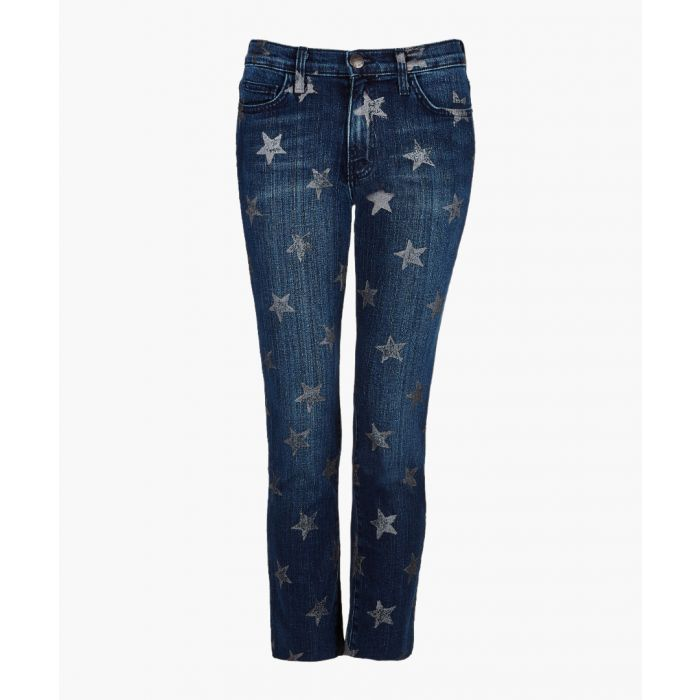 Image for Rollin With The Stars slim cotton jeans