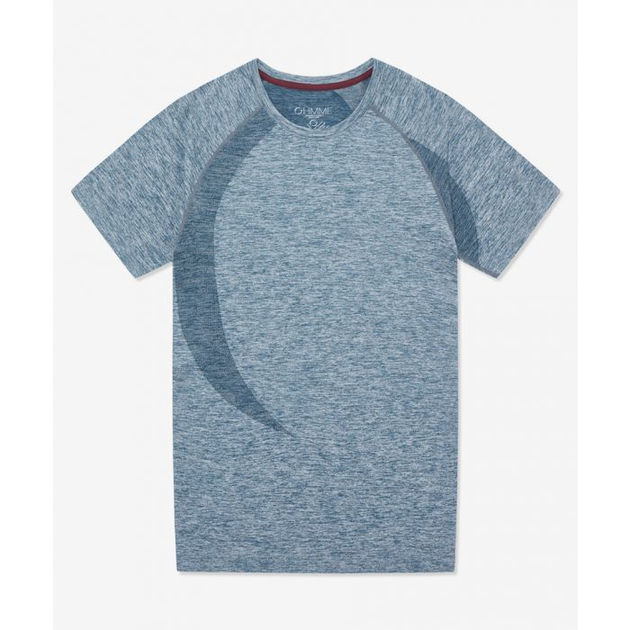 Image for Om blue T-shirt