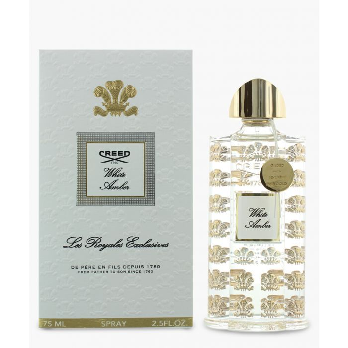 Image for White Amber eau de parfum 75ml