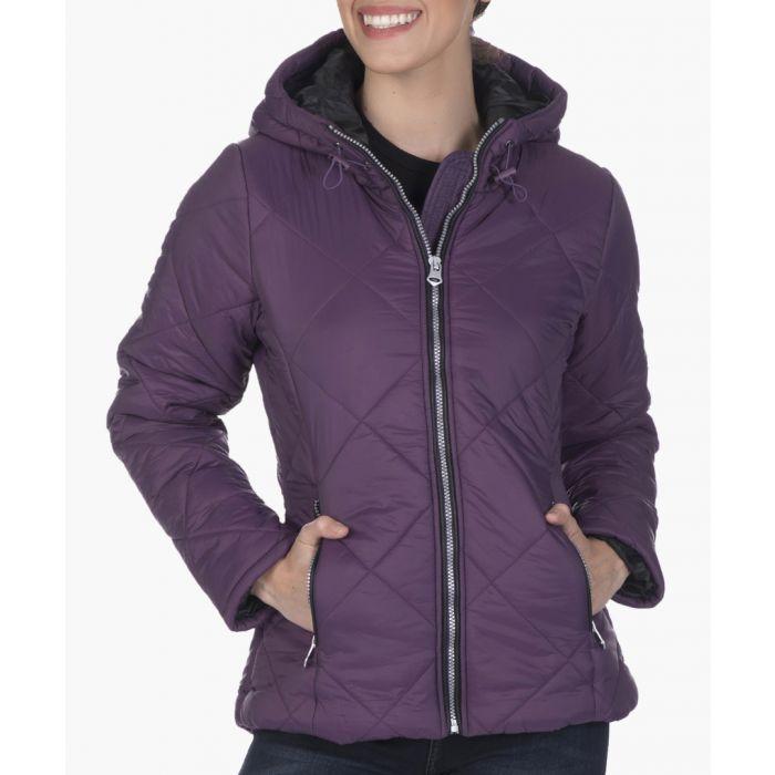 Image for Purple coat