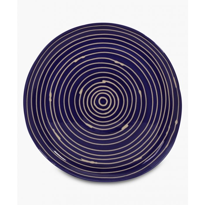 Image for Mariana Trench blue side plate