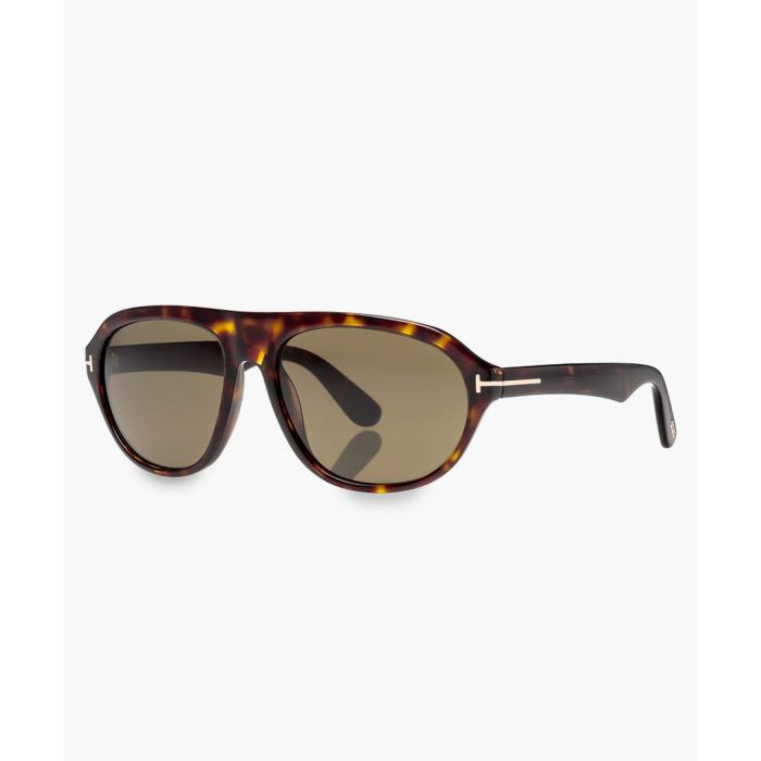 Image for Ivan brown sunglasses