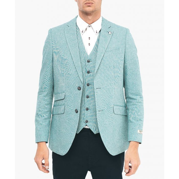 Image for Gabicci Vintage Jackets PEACOCK